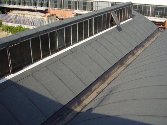 Fabbricato industriale - Grugliasco (TO)
