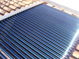 Sistema fotovoltaico integrato